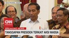 VIDEO: Jokowi Pertimbangkan Terbitkan Perppu UU KPK