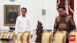 Jokowi Undang Puluhan Tokoh Bahas Persoalan, Termasuk RKUHP