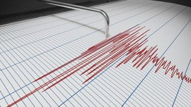 2 Kali Diguncang Gempa, Sulbar Alami 'Kerusakan Ringan'