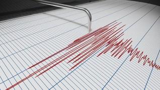 Gempa Bumi Magnitudo 6,3 Guncang Sulawesi Utara