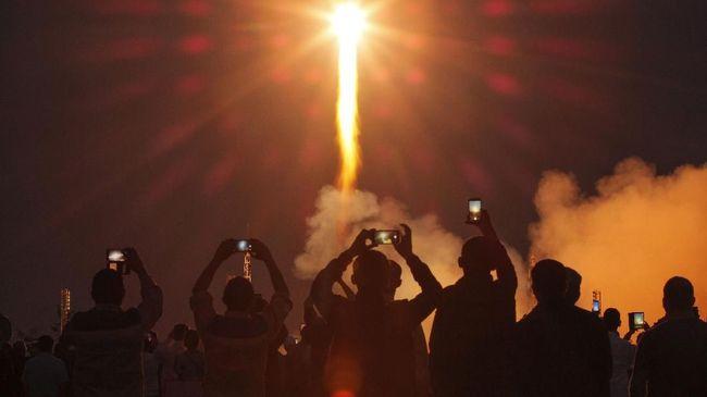 China Siap Terbangkan Misi Pertama ke Mars Juli 2020