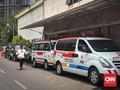 Denny Siregar Jawab soal Cuitan 'Ambulans Batu' Dului Polisi