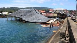 Masa Tanggap Darurat Gempa Maluku Diperpanjang Hingga 2020