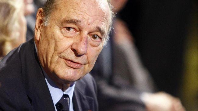Jacques Chirac, Presiden Prancis Pemersatu Eropa Penentang AS