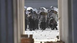 6 Polisi Pengawal Demo Mahasiswa Kendari Dicopot dari Jabatan