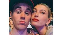 Pandemi Bikin Justin Bieber-Hailey Makin Lengket