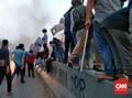 Ricuh di Makassar, Wartawan Kena Anak Panah di Dada