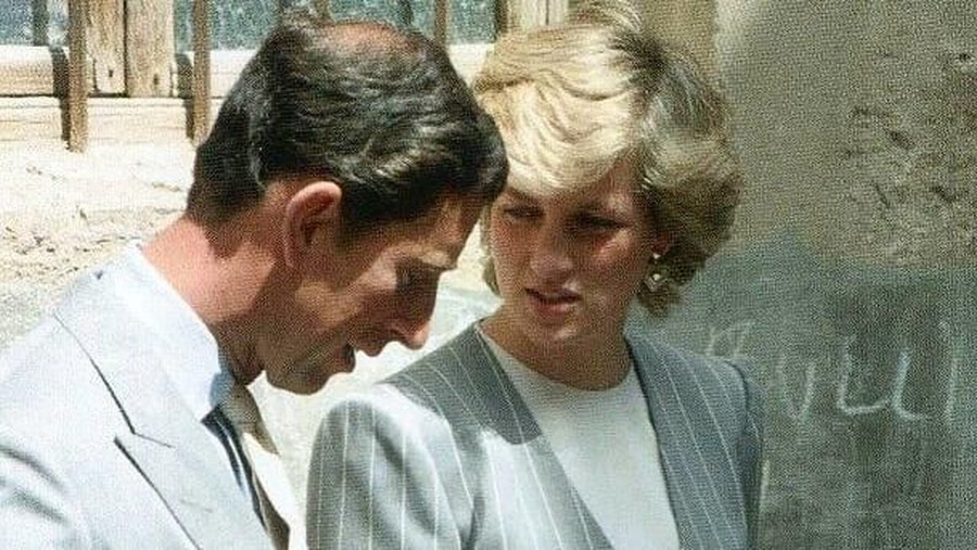 Selingkuhi Putri Diana, Pangeran Charles Ternyata Direstui Sang Ayah
