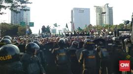 Demo Makan Korban, Mahasiswa Minta Pemerintah Responsif
