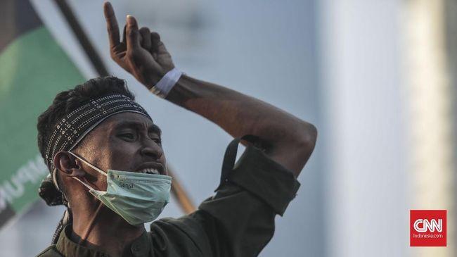 Ketua Umum PB HMI Raihan Ariatama membantah ikut terlibat dalam aksi demonstrasi di Balai Kota. HMI di bawah kepemimpinannya berbeda dengan HMI MPO.