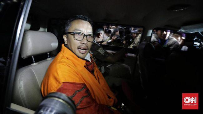 Eks Menpora Imam Nahrawi memprotes KPK melalui kuasa hukum karena merasa orang-orang yang boleh membesuknya dibatasi.