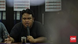 Dandhy: Kasus Saya Lebih Kecil dari Cuitan tentang Papua