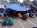 Pengungsi di Wamena Mulai Menderita Diare dan Gatal-gatal