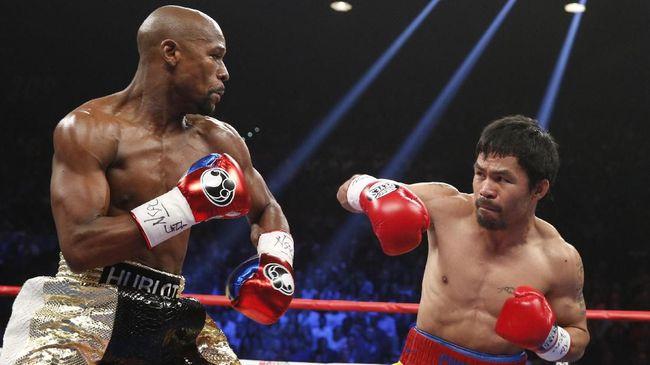 Floyd Mayweather disebut ingin melihat Manny Pacquiao dan Conor McGregor berkelahi.