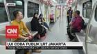 VIDEO: Uji Coba Publik LRT Jakarta