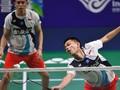 FOTO: Fajar/Rian Menatap Partai Final Korea Open