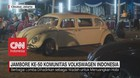 VIDEO: Jambore Pecinta Mobil VW Indonesia