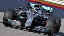 Hasil F1 GP Styria: Hamilton Juara, Duo Ferrari Tabrakan