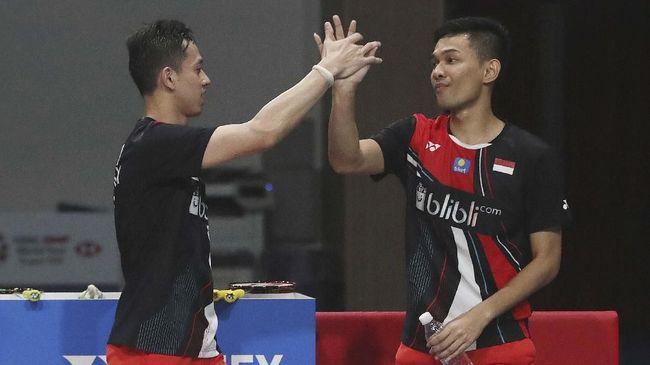 Berikut wawancara CNNIndonesia.com dengan bintang badminton Indonesia Fajar Alfian, mulai dari hubungan Rian Ardianto dan kegagalan di Asian Games 2018.