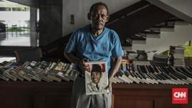 FOTO: Seribu Kitab Sutrisno di Sudut Parlemen