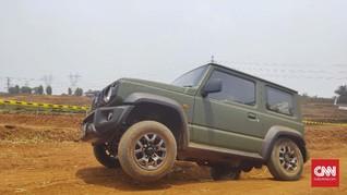 Suzuki Indonesia Tunggu Aba-aba Produksi Jimny