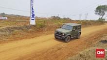 Kabar Suzuki Jimny Diproduksi di India Makin Santer