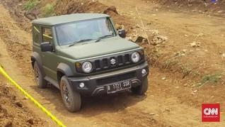 Suzuki Indonesia Respons Kabar India Produksi Jimny