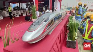 Pemerintah Akan Libatkan China-Jepang di Proyek Kereta Cepat