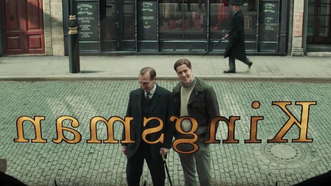 Trailer film 'The King's Man' terbaru menampilkan seorang agen yang tampaknya akan jadi musuh para pejuang kebenaran di Kingsman.