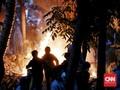 Massa Bakar Pospol Atma Jaya, Mahasiswa Melarang