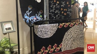 'Secarik' Harap Batik Marunda