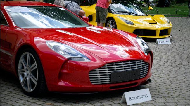 Dari hasil lelang 25 supercar milik Wapres Equotarial Guinea, pemerintah Swiss yang memercayakan proses itu kepada rumah lelang Inggris memperoleh US$27 juta.