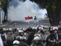 Polisi Sebut Titik Rawan di Akhir Demo, Ada Pergantian Massa