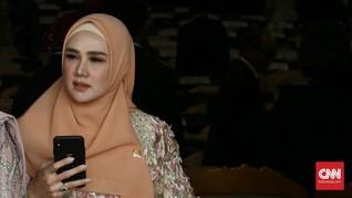 Ditanya Mitra Komisi VII, Mulan Jameela Merasa Dites Wartawan