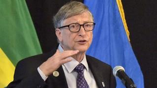 Bill Gates Prediksi Pandemi Corona Tahun Ini Lebih Terkendali