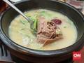 Unik, Kuah Seputih Susu dari Sup Sapi ala Korea