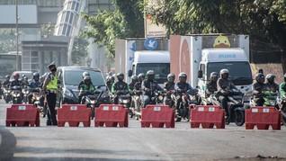 Demo Tolak Omnibus Law, Polisi Siapkan Rekayasa Lalu Lintas