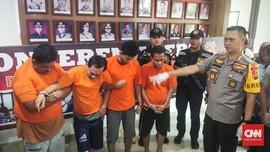 Perampok Rp1,6 Miliar di Area Kantor Gubernur Sumut Ditangkap