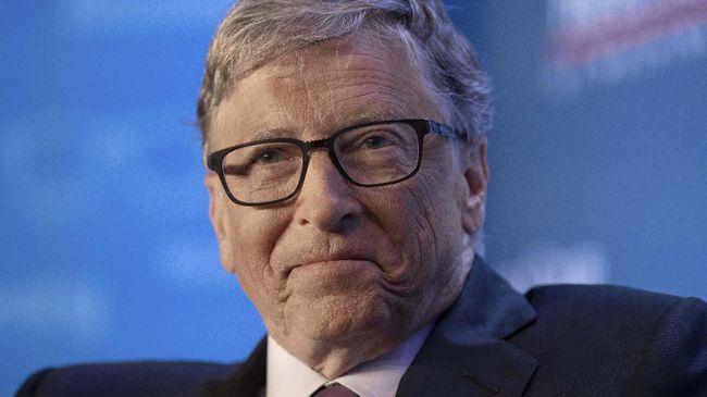 Kekayaan Bill Gates tembus US$110 miliar, lebih tinggi dari CEO Amazon Jeff Bezos yang sebesar US$108 miliar.