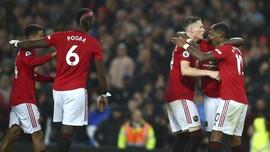 Jelang MU vs Arsenal, Solskjaer Siapkan Empat Formasi