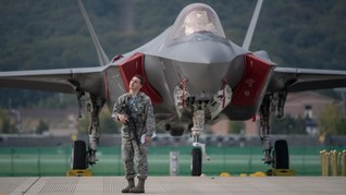 Intip Jet Tempur F-35 Amerika Serikat yang Buat Iran Gugup