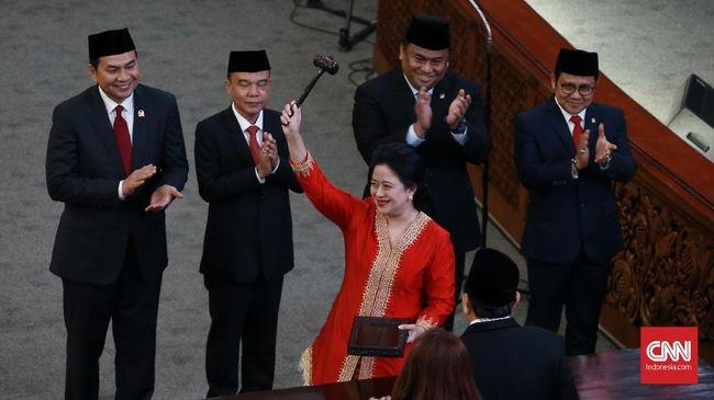 Puan Maharani Bagi Bagi Tugas 4 Wakil Ketua Dpr Ri