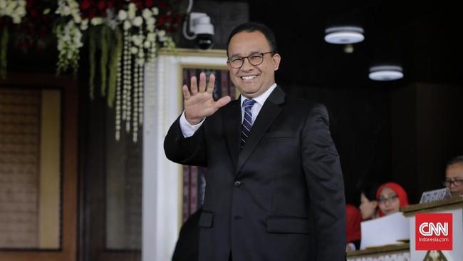 Positif Covid, Anies Pastikan Pemerintahan DKI Tetap Jalan