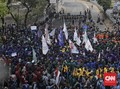 YLBHI Pertanyakan Larangan Demo Jelang Pelantikan Presiden