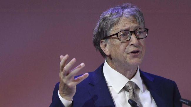 Bill Gates Mundur dari Dewan Direksi Microsoft