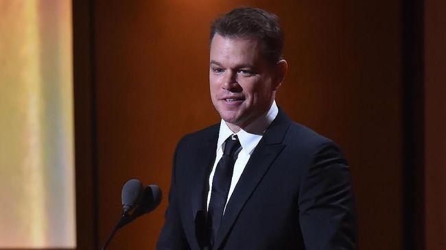 Aktor Matt Damon mengonfirmasi akan tampil sebagai kameo dalam film Thor: Love and Thunder atau Thor 4.