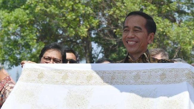 Presiden Jokowi bakal menerima kunjungan resmi Perdana Menteri Belanda Mark Rutte, di Istana Kepresidenan Bogor, Jawa Barat, Senin (7/10).