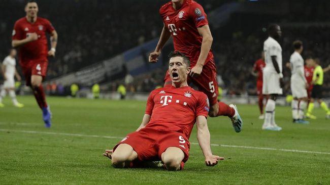 Berikut sembilan fakta jelang drawing babak 16 besar Liga Champions di Nyon, Swiss, Senin (16/12).