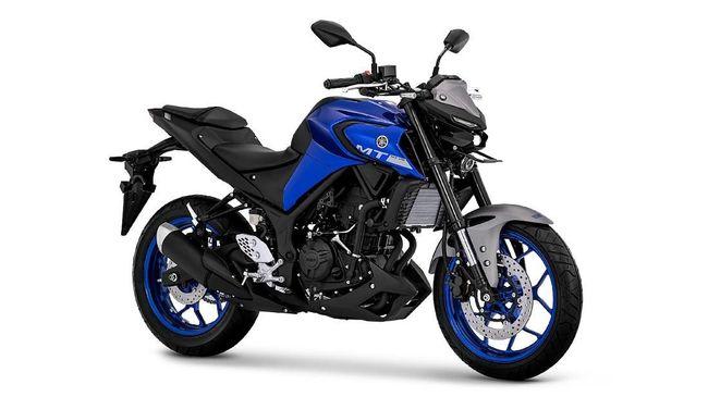 Banderol Yamaha MT-25 baru sama persis dengan Kawasaki Z250, persaingan keduanya bakal semakin hangat.