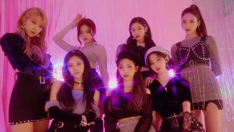 Girl bandDIA yang digawangiEunice, Huihyeon, Jueun, Eunchae, Chaeyeon, Somyi dan Yebin juga bakal menggoyang panggung FollowGyeonggi K-Culture Festa 2019 hari pertama Insertizen.